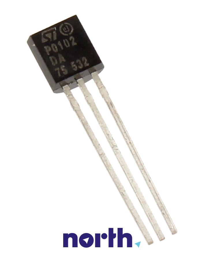 Tyrystor 400V 0.8A P0102DA,0