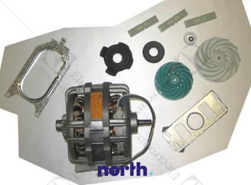 Pompa myjąca z turbiną do zmywarki Electrolux 50248326006,1