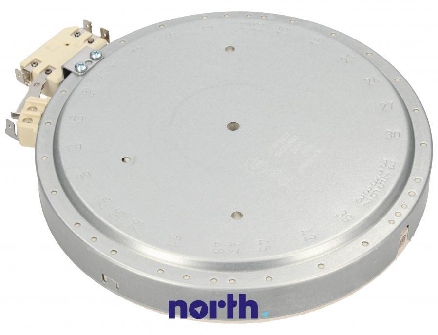 Pole grzejne 1700W do płyty grzewczej Whirlpool 480121101516,1