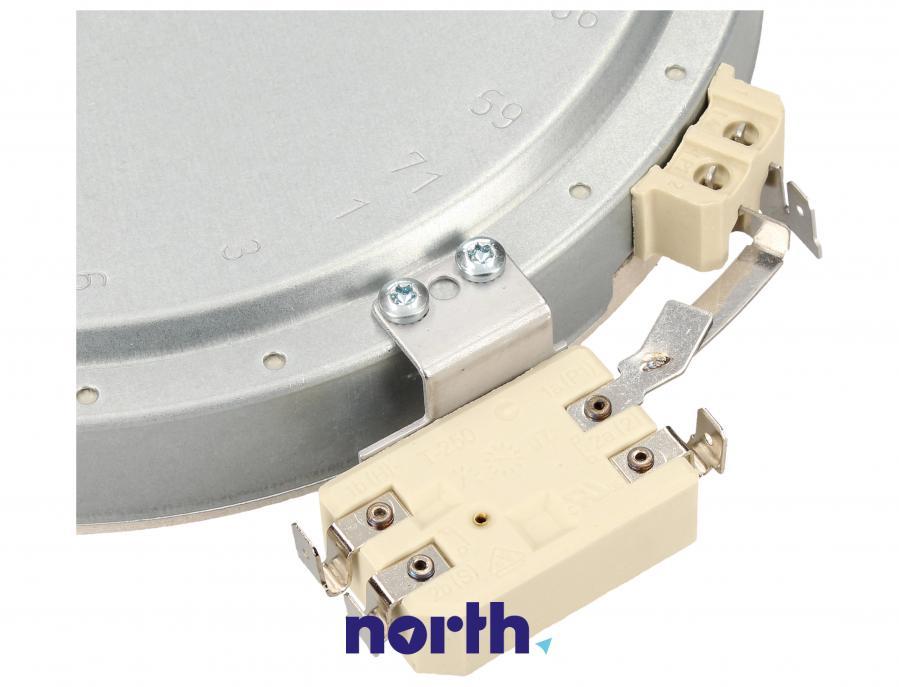 Pole grzejne 1700W do płyty grzewczej Whirlpool 480121101516,2
