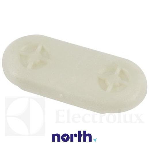 Mocowanie rolki prowadnicy górnego kosza do zmywarki AEG 50220546001,1