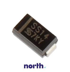 40V1A  Dioda SS14  SMD,0