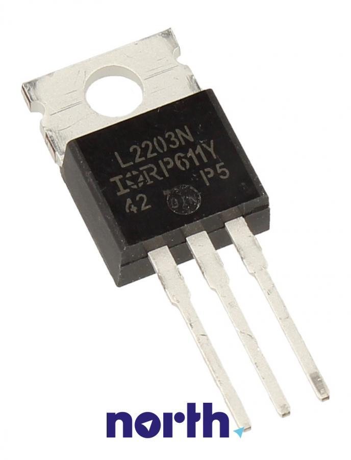 Tranzystor MOS-FET IRL2203NPBF,0