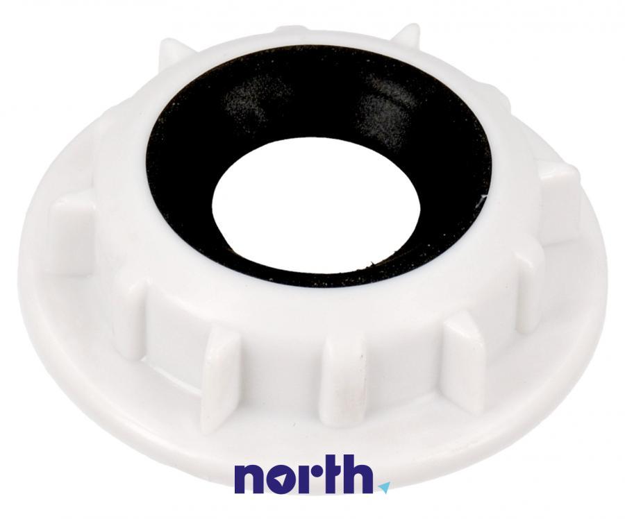 Nakrętka mocowania górnego spryskiwacza do zmywarki Whirlpool 480140101488,0