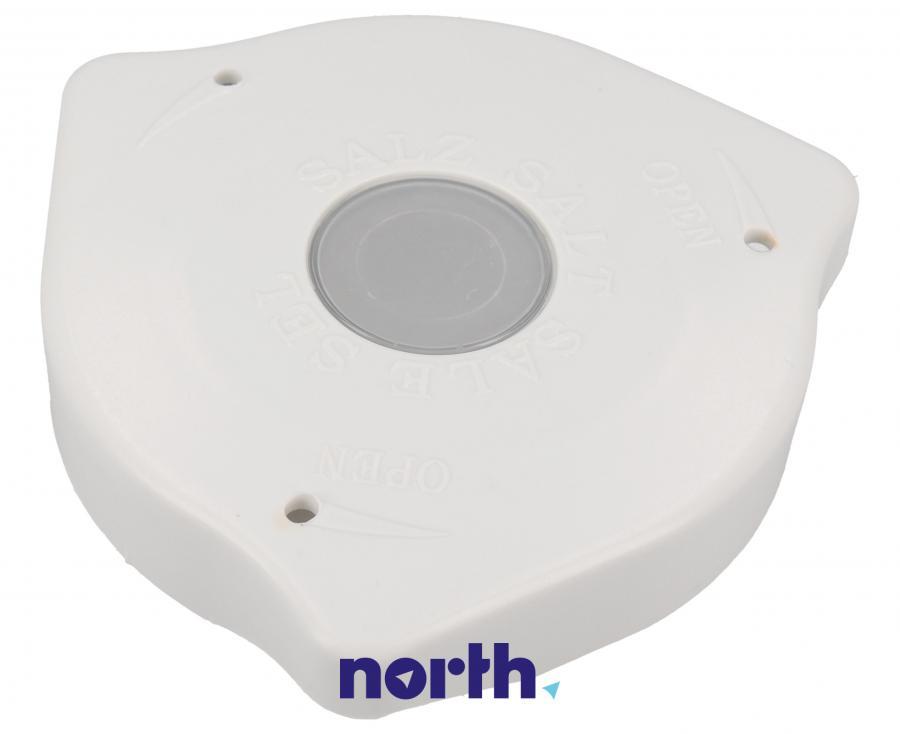 Korek pojemnika na sól do zmywarki Whirlpool 480140101491,0
