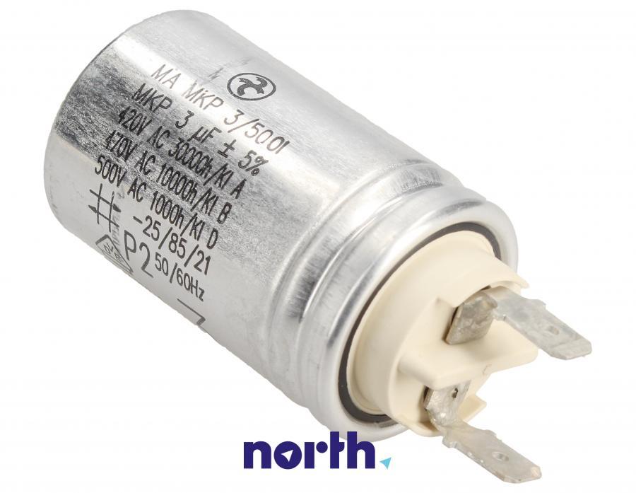 Kondensator rozruchowy do pompy myjącej do zmywarki Electrolux 1115927103,0