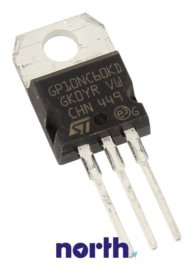 Tranzystor GP10NC60KD STGP10NC60KD,0