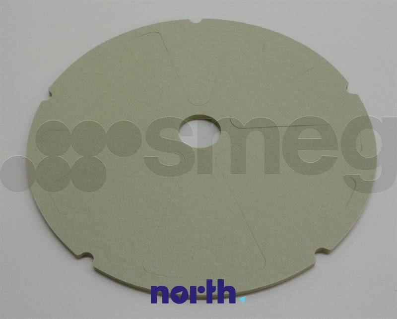 Nakładka dużego induktora do płyty indukcyjnej Smeg 762773719,0