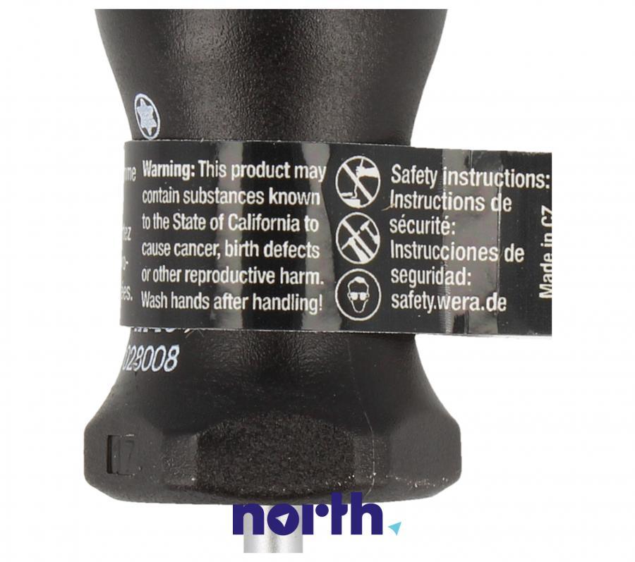 Wkrętak TORX T15/TX15 Wera 05028008001,3