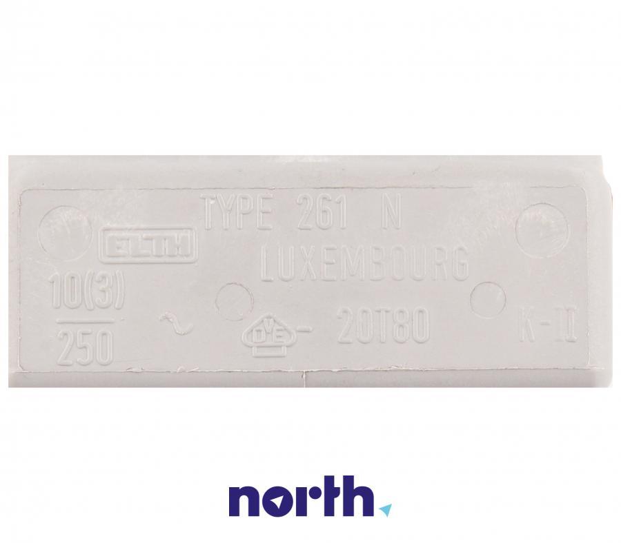 Termostat zamrażarki do lodówki Whirlpool 480132102117,4