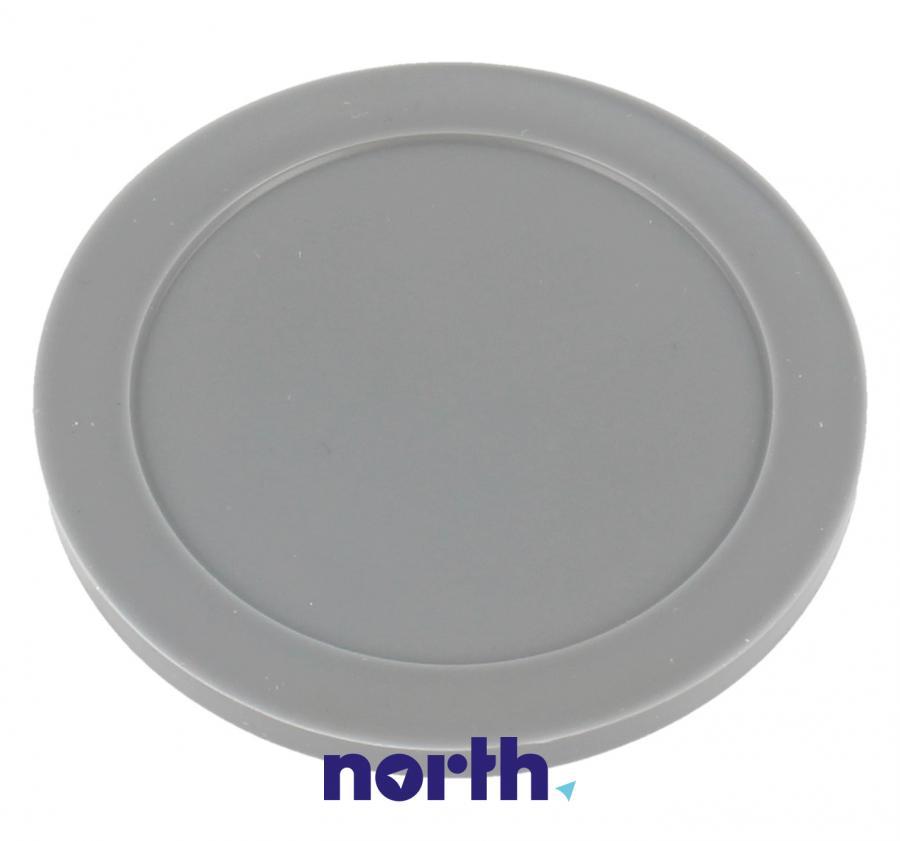 Uszczelka klapki dozownika do zmywarki Whirlpool 480140101608,0