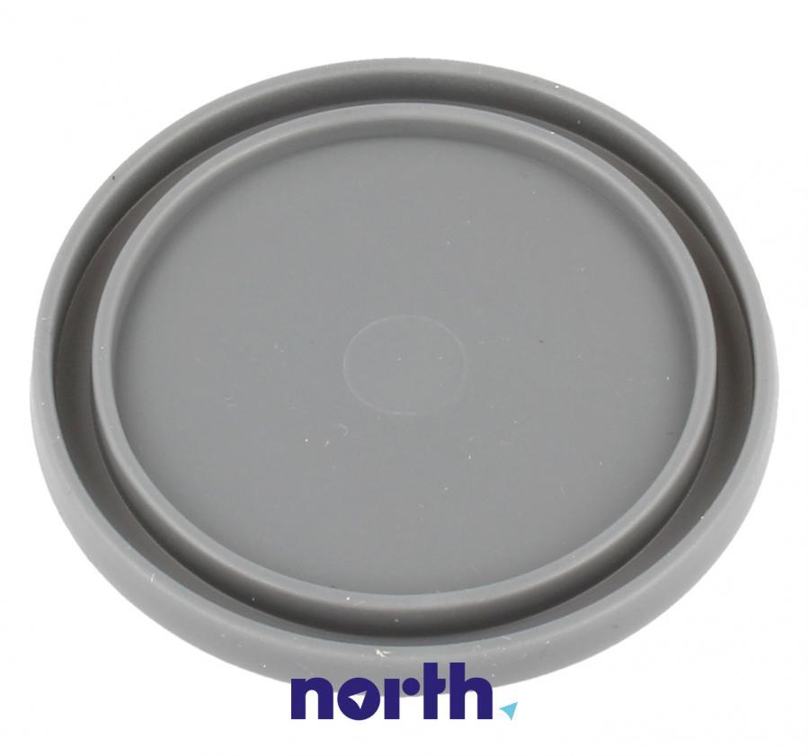 Uszczelka klapki dozownika do zmywarki Whirlpool 480140101608,1
