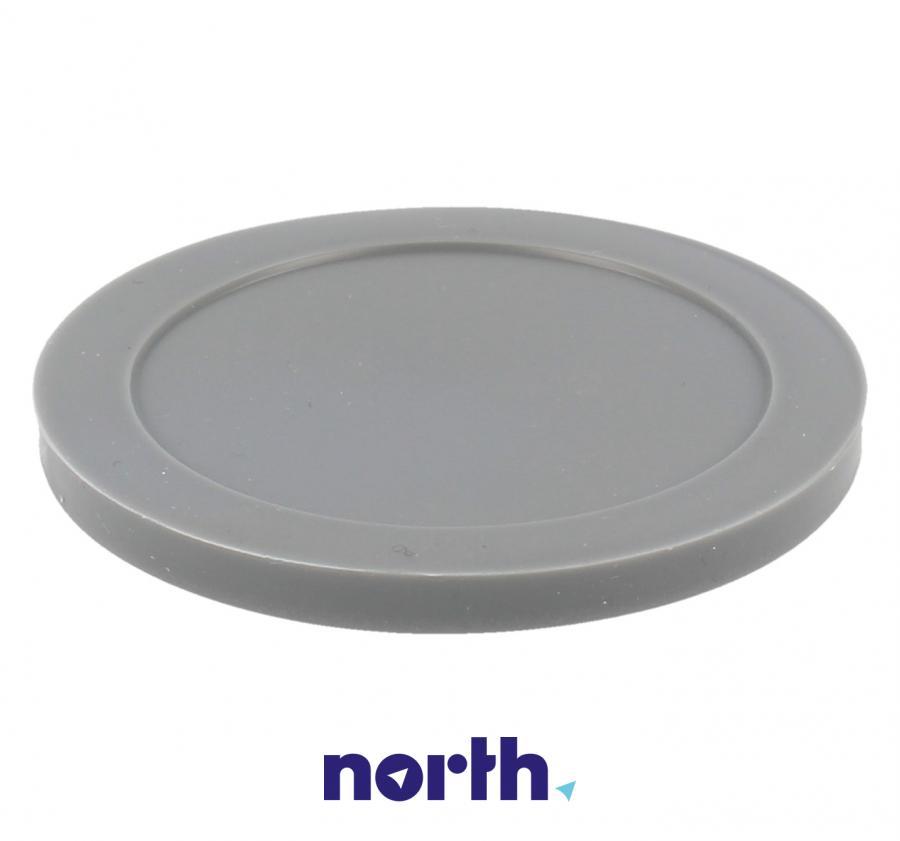 Uszczelka klapki dozownika do zmywarki Whirlpool 480140101608,2