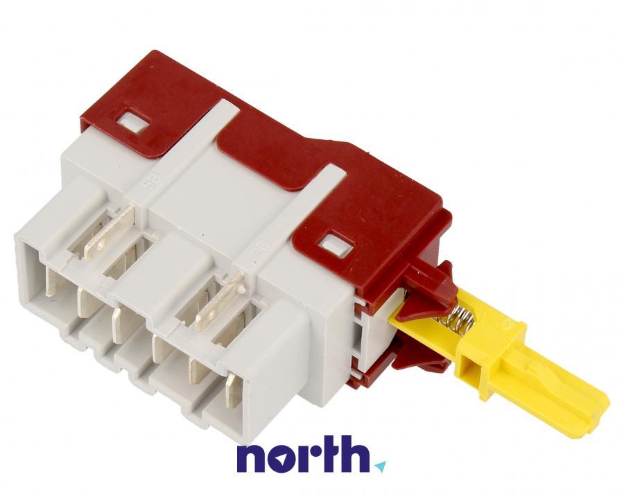Włącznik sieciowy do pralki Electrolux 1249271402,1