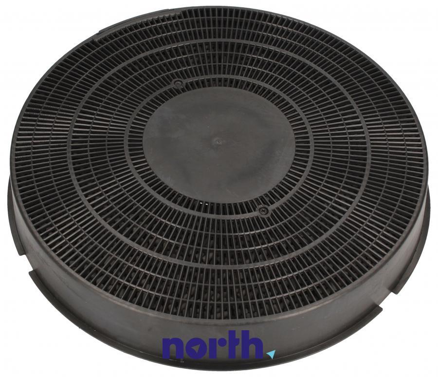 Filtr węglowy w obudowie okrągły do okapu Arthur-Martin TYP 40,1