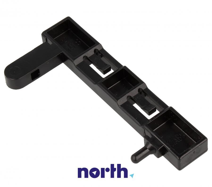 Zatrzask zamka drzwiczek do mikrofalówki Brandt 76X7848,2