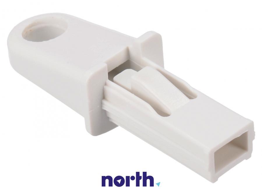 Zawias drzwiczek zamrażarki górnej do lodówki AEG 2230614055,1