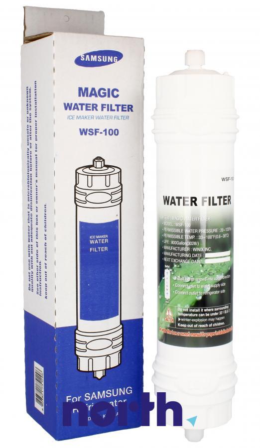 Filtr wody zewnętrzny do lodówki Samsung WSF100,0