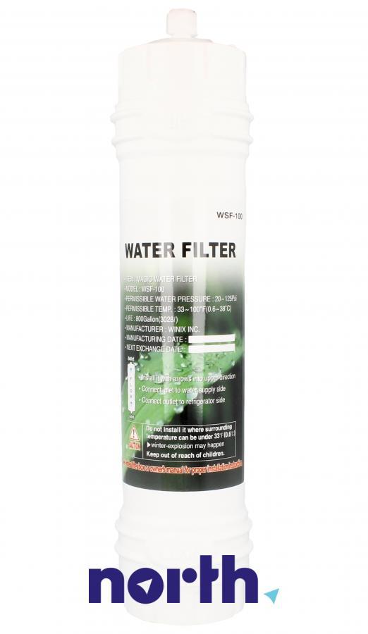 Filtr wody zewnętrzny do lodówki Samsung WSF100,1