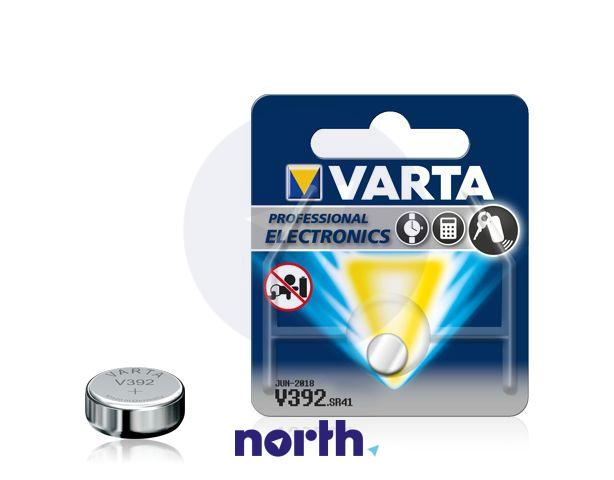 Bateria srebrowa V392 VARTA (1szt.),0