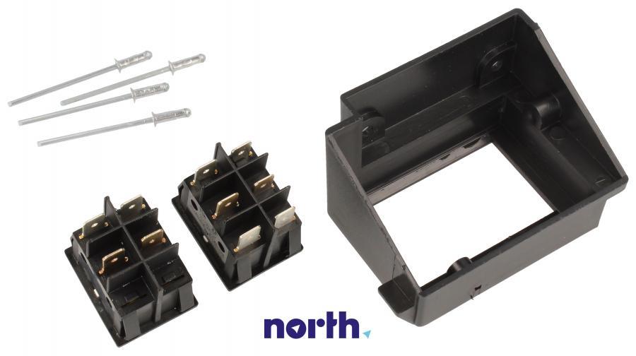 Przyciski panelu sterowania do okapu Whirlpool 481927618079,1