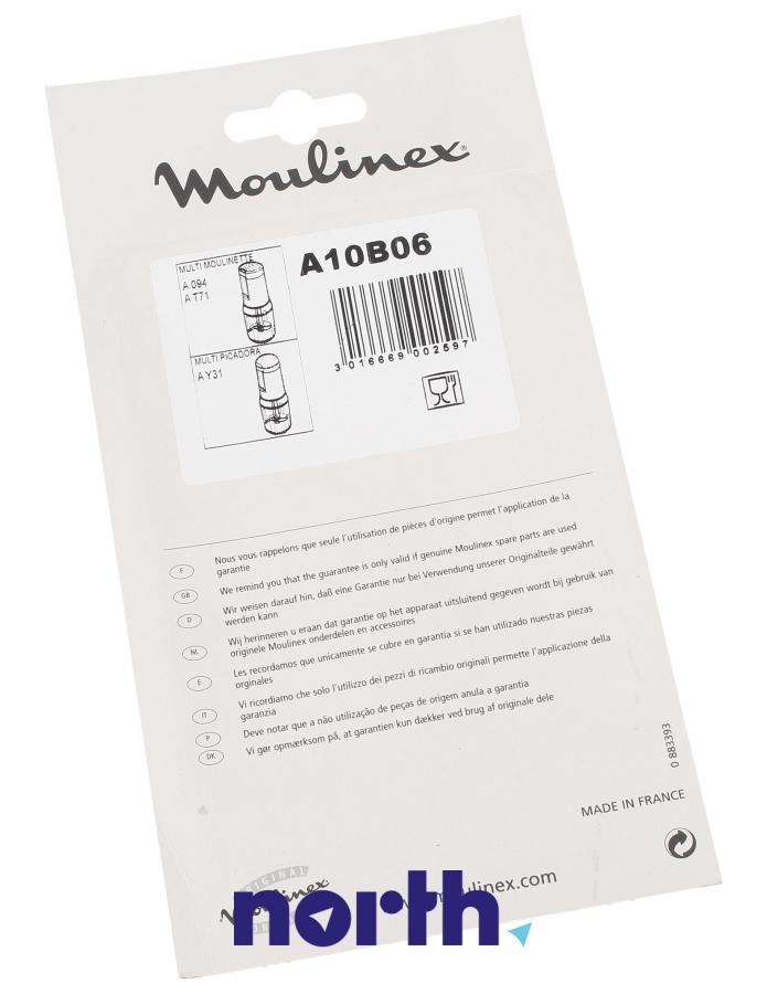 Nóż tnący do maszynki do mielenia Moulinex A10B06,2