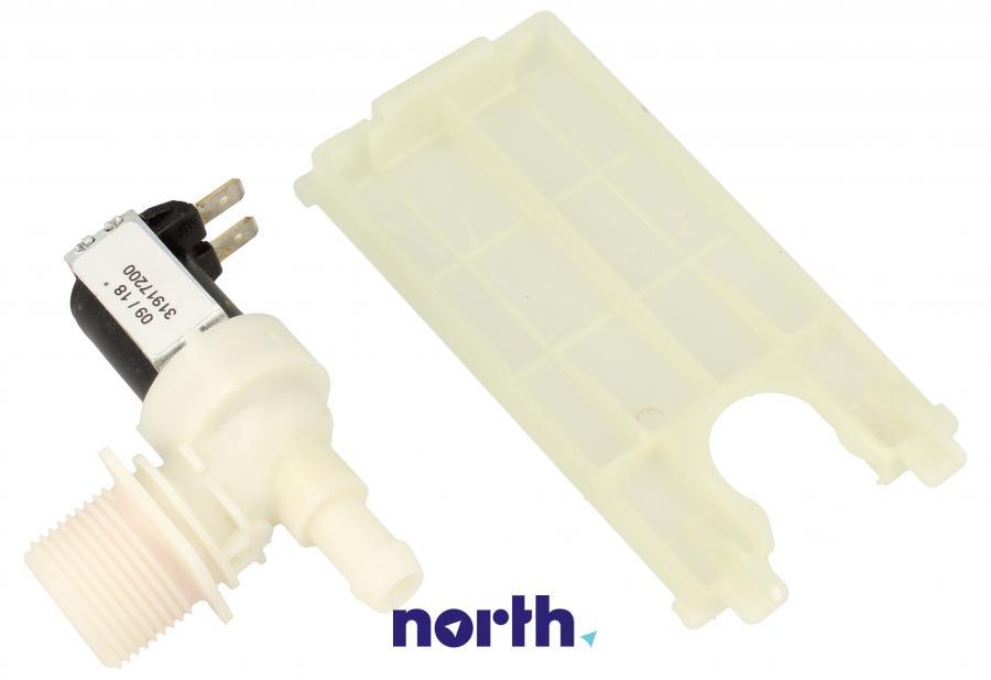 Elektrozawór do zmywarki Bosch 00167025,1