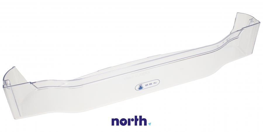 Front półki dolnej na drzwi chłodziarki do lodówki Whirlpool 480132102216,0