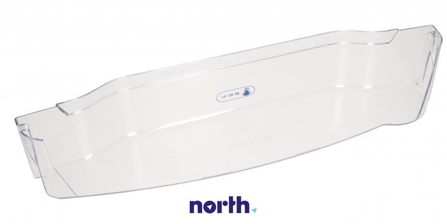 Front półki dolnej na drzwi chłodziarki do lodówki Whirlpool 480132102216,1