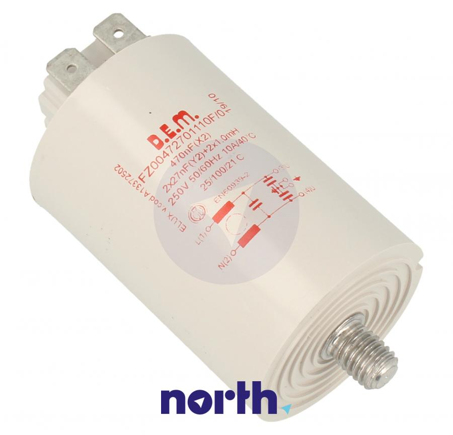 Filtr przeciwzakłóceniowy do pralki AEG 3792740007,2