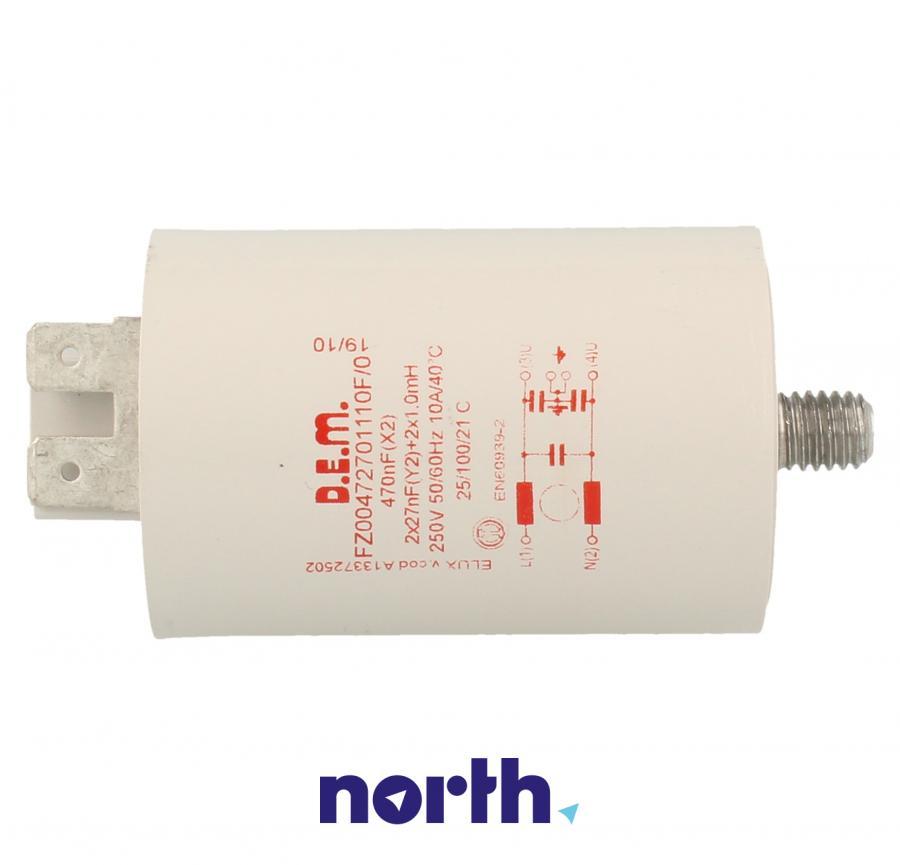 Filtr przeciwzakłóceniowy do pralki AEG 3792740007,5