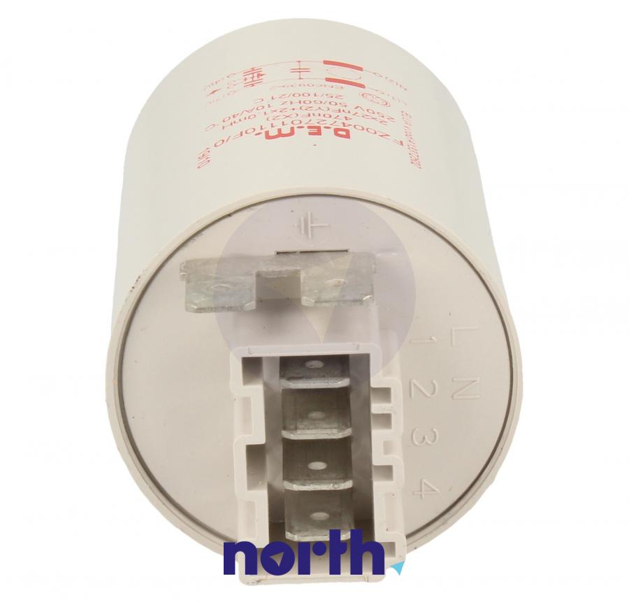 Filtr przeciwzakłóceniowy do pralki AEG 3792740007,6