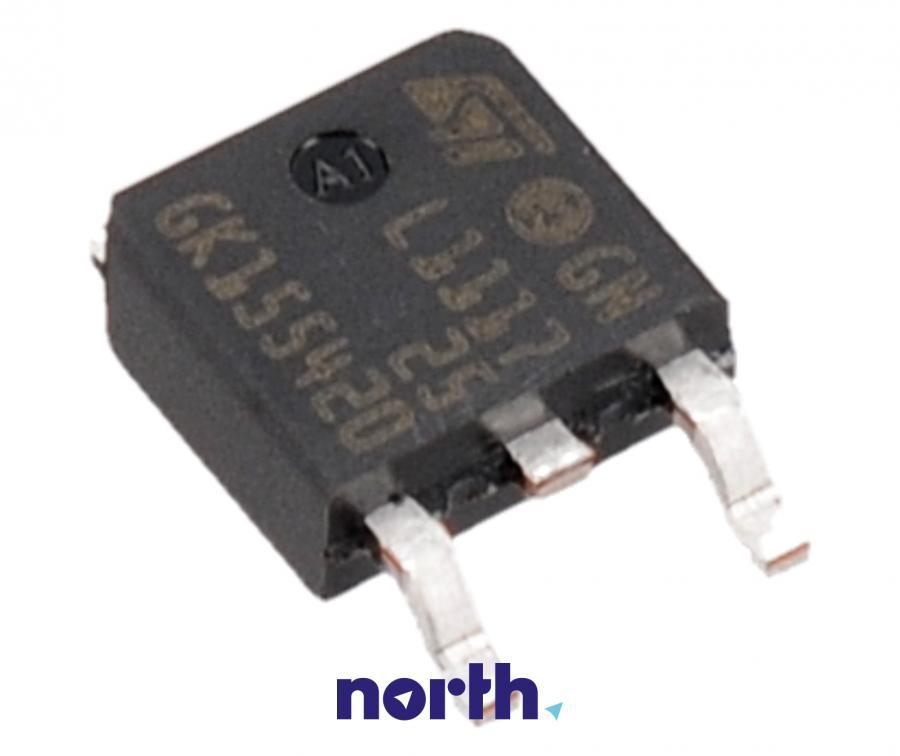 Układ scalony (stabilizator plusowy) LD1117DT25TR,0