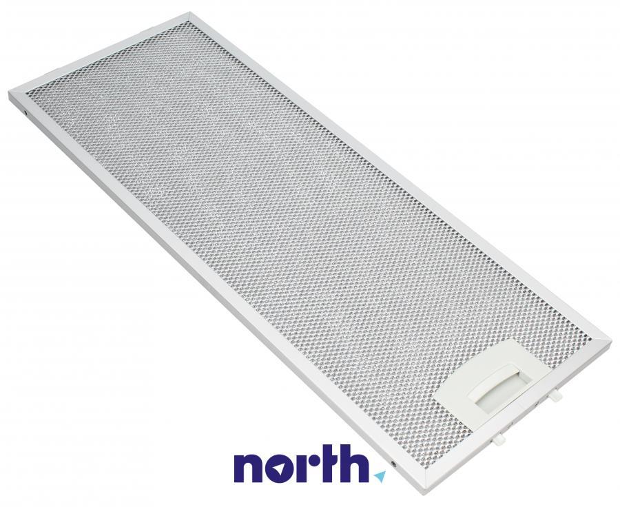 Filtr przeciwtłuszczowy kasetowy 44.5cm  x 17.5cm do okapu Bosch 00352813,0