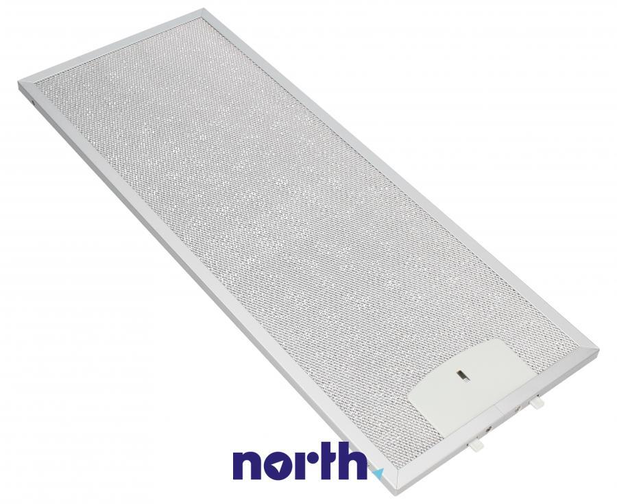 Filtr przeciwtłuszczowy kasetowy 44.5cm  x 17.5cm do okapu Bosch 00352813,1