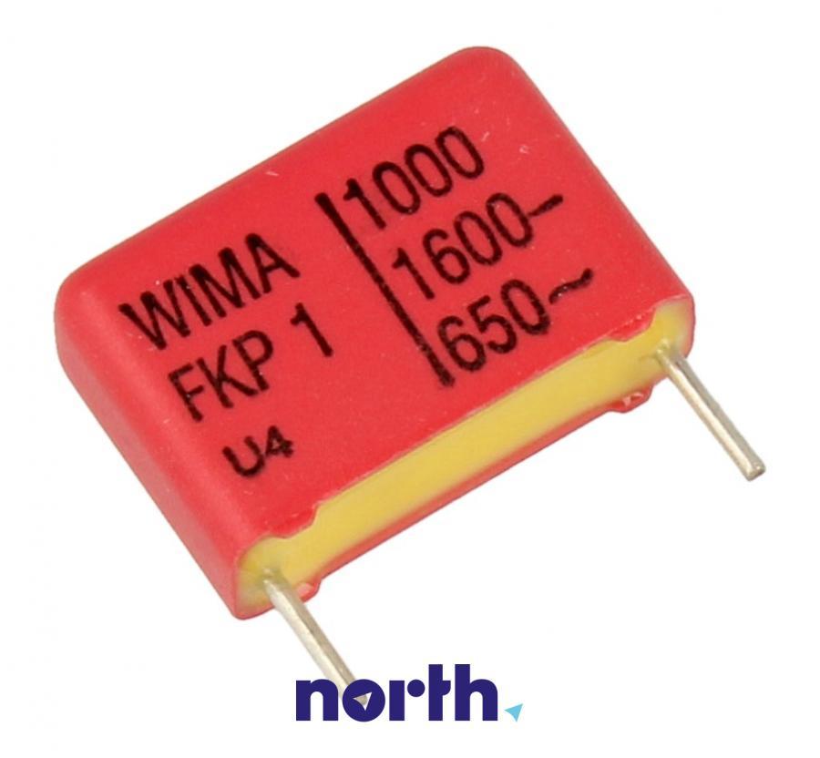 1nF   1600V Kondensator impulsowy FKP1 WIMA 14mm,0