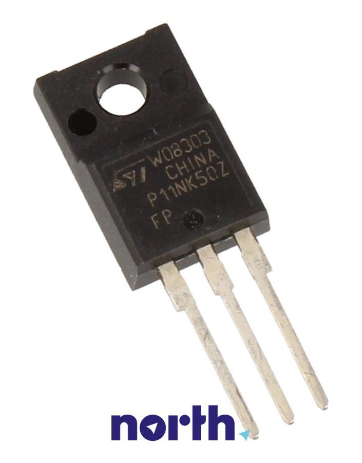 Tranzystor MOS-FET STP11NK50ZFP,0
