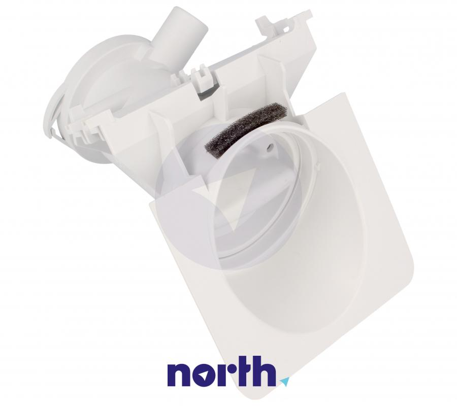 Obudowa pompy odpływowej do pralki Whirlpool 481248058105,1