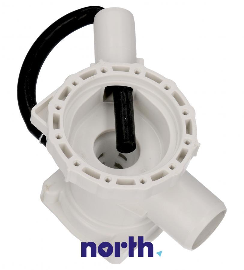 Filtr z obudową do pompy odpływowej do pralki Samsung DC9715785A,0