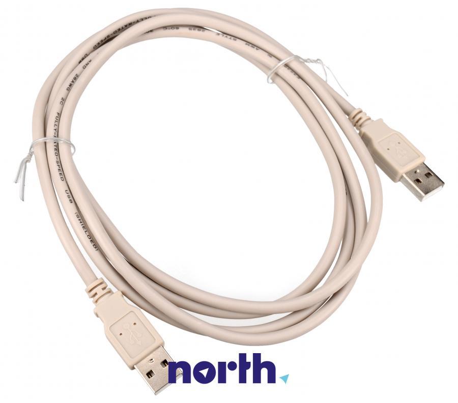 Kabel USB A - USB A 2.0 COM,0