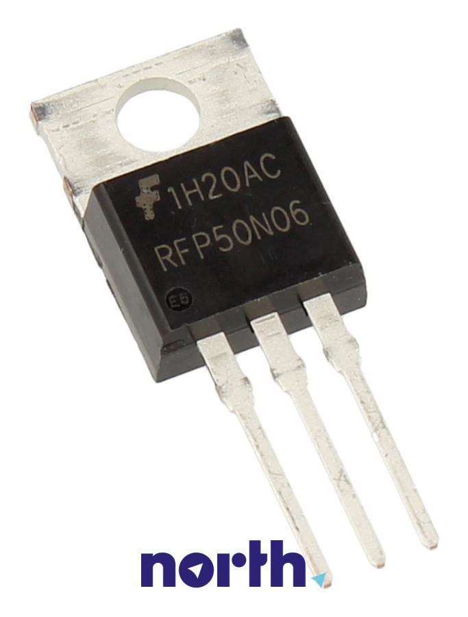 Tranzystor RFP50N06,0