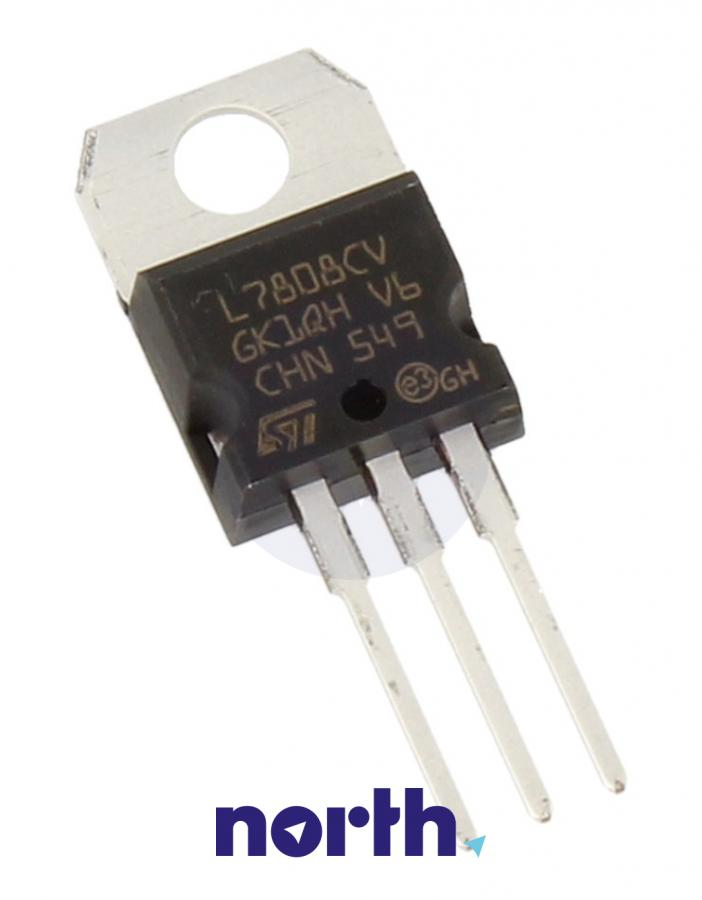 Regulator napięcia L7808CV,0