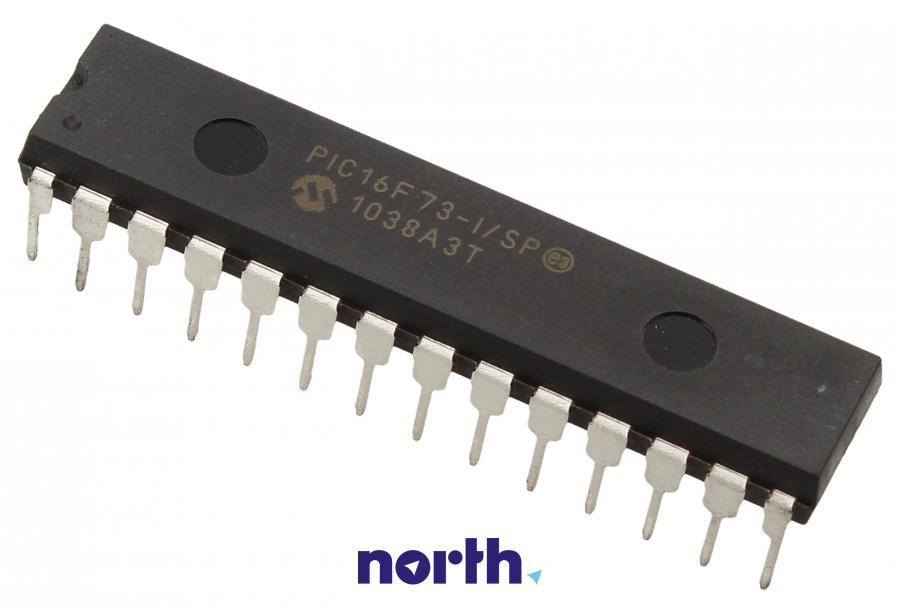 Mikroprocesor PIC16F73ISP,0