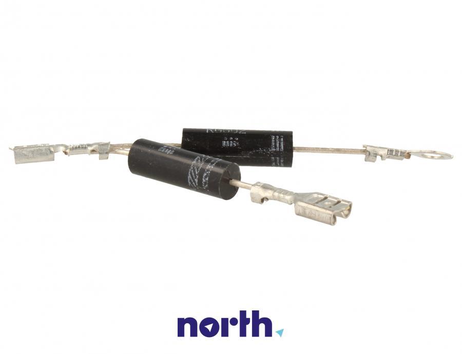 Dioda kondensatora do mikrofalówki Whirlpool 481913038078,2