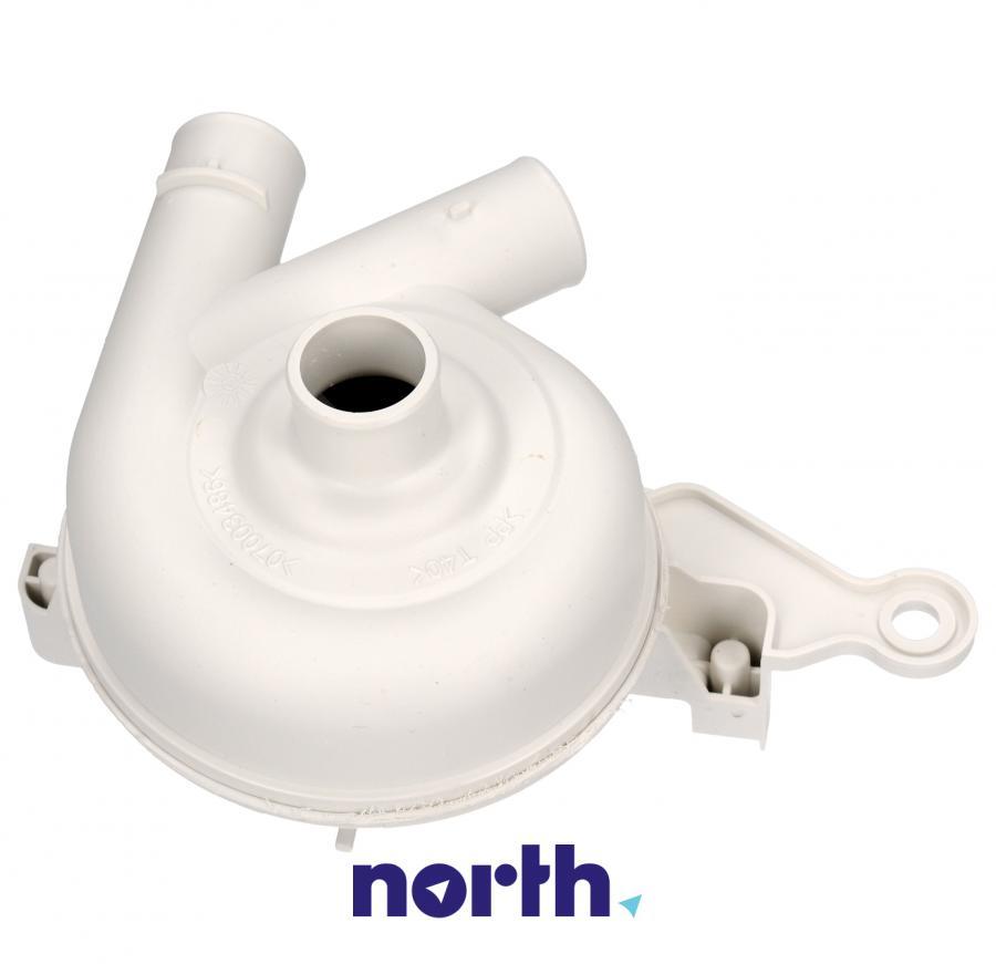 Turbina do pompy myjącej do zmywarki Indesit 482000026918,1
