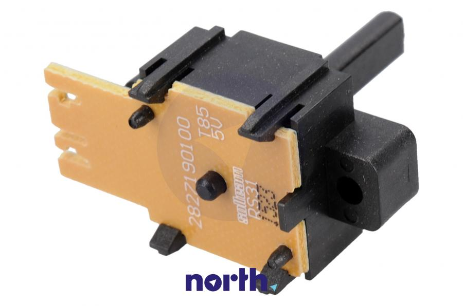Przełącznik funkcyjny do pralki Beko 2827190100,1