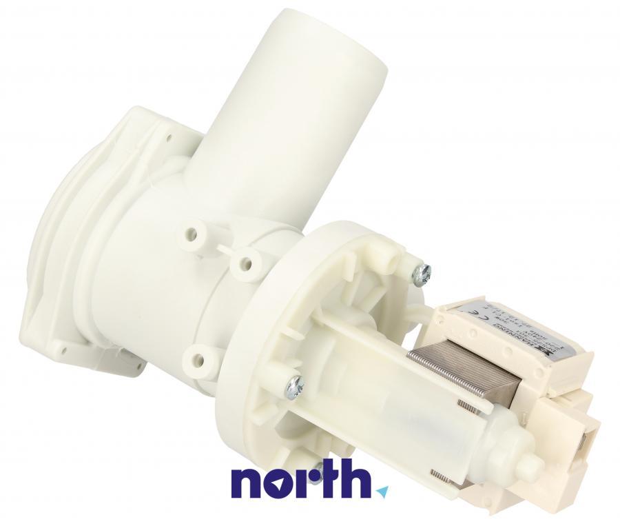 Pompa odpływowa kompletna (silnik + obudowa) do pralki Siemens,2