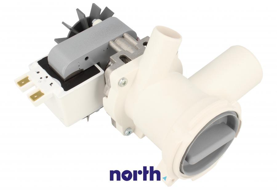 Pompa odpływowa kompletna (silnik + obudowa) do pralki Bosch,0
