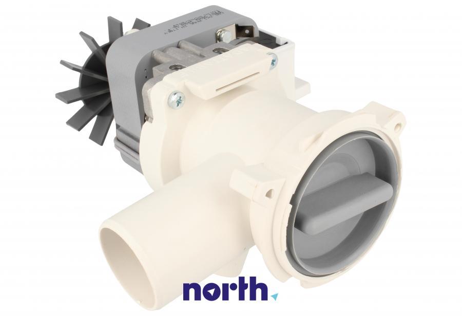 Pompa odpływowa kompletna (silnik + obudowa) do pralki Bosch,2