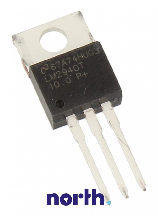 Regulator napięcia LM2940T100,0